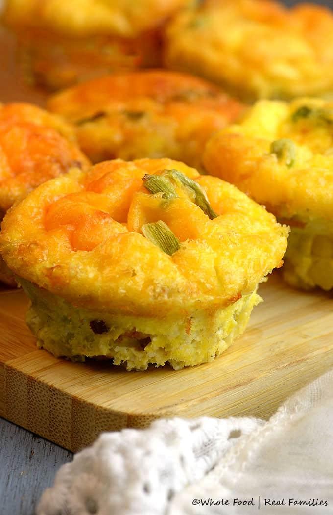 Sausage Egg Breakfast Muffins