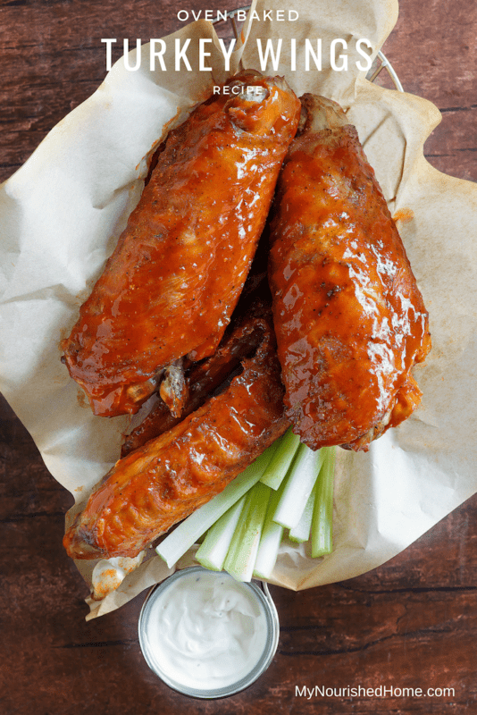 turkey wing recipe