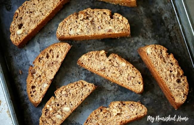 recipe almond biscotti
