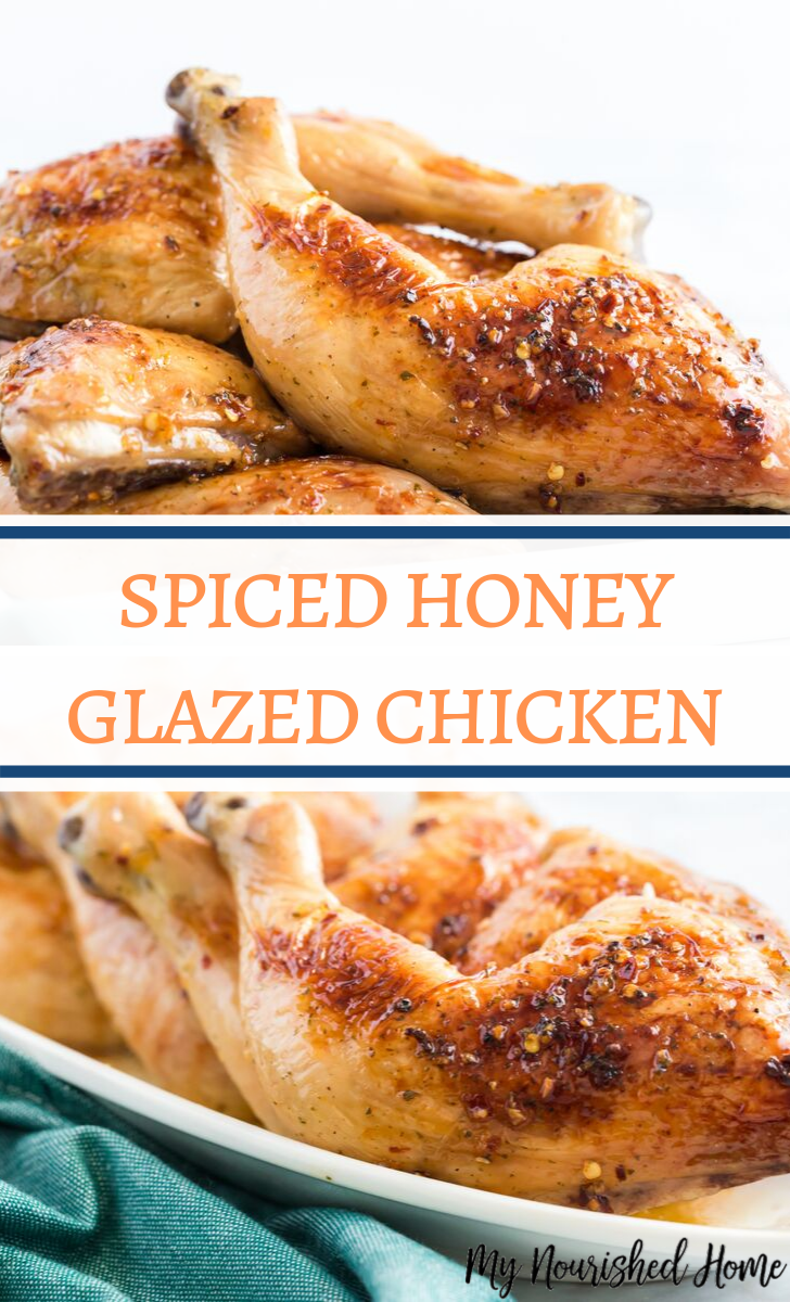 How to make honey glazed chicken