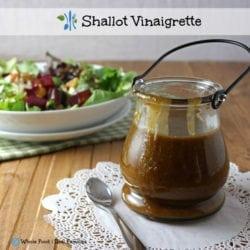 Shallot Vinaigrette