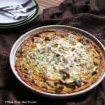 recipe Sausage Mushroom Quiche