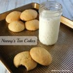 Southern Style Tea Cakes from Whole Food | Real Families
