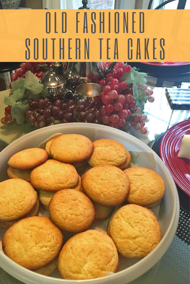 Souther old fashioned Tea Cakes
