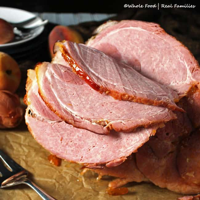 Easy Glazed Ham - Perfect for holidays and family dinners. You will pull this recipe out over and over again!