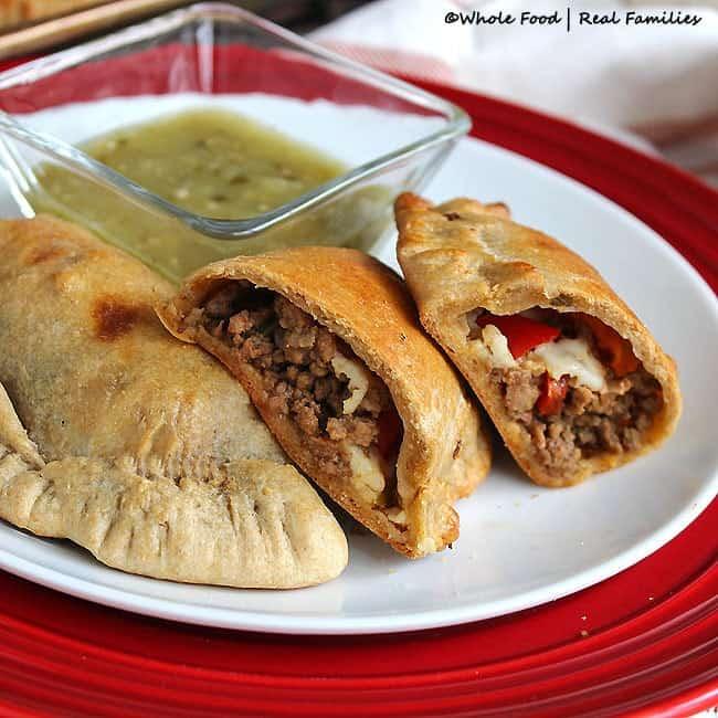 Easy Beef Empanadas | My Nourished Home