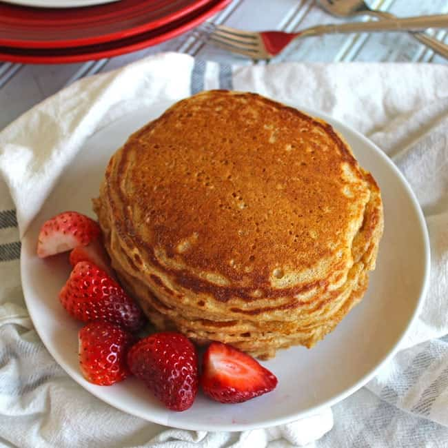 Whole Wheat Pancake recipe