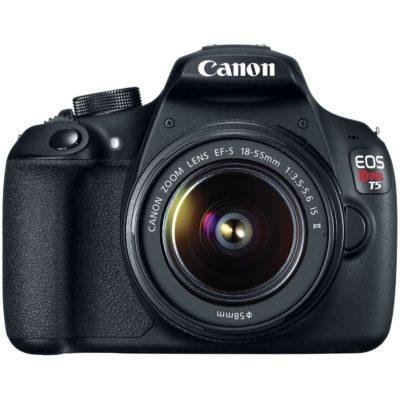 Canon Rebel T5 DSLR
