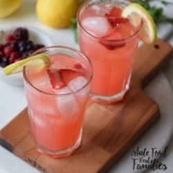 Berry Lemonade Cooler