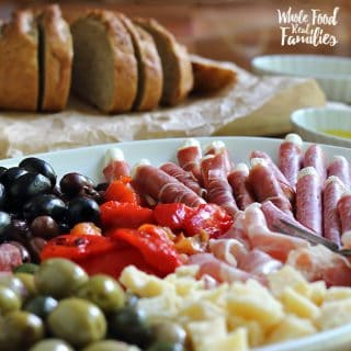 How to be the perfect dinner guest from Whole Food   Real Families.