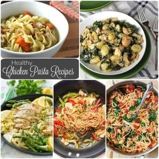 Healthy Chicken Pasta Recipes My Nourished Home