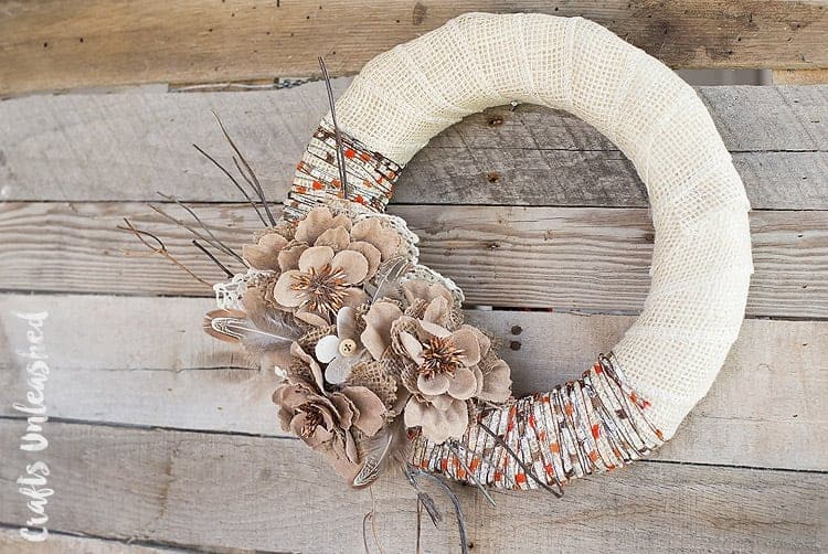 Easy DIY Burlap Crafts
