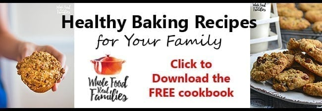 Healthy Baking Recipes for your Family