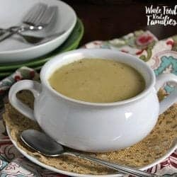 Easy Turkey Gravy Recipe