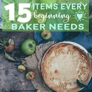 Gifts for the beginning baker