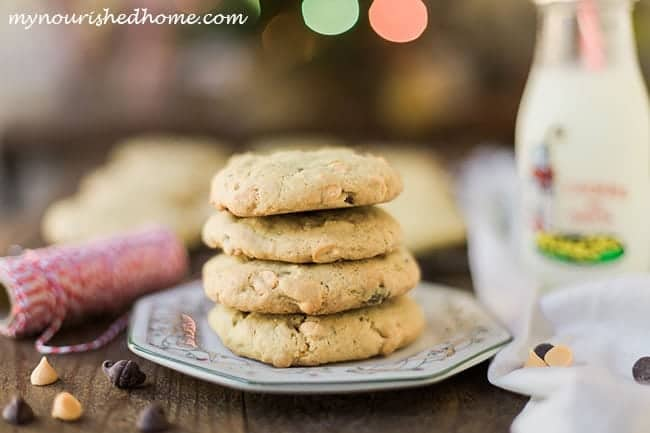 Cream Cheese Cookies are perfect for holidays - and any day you want to be really special.