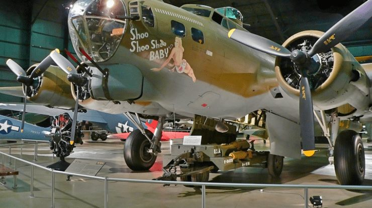 Mighty Eighth Airforce Museum
