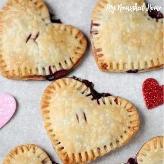Homemade Berry Pastry