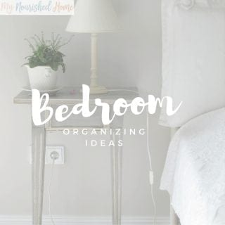 Need help organizing your bedroom?