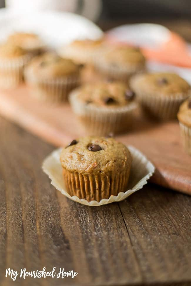 Healthy Carrot Cake Recipe for Muffins!