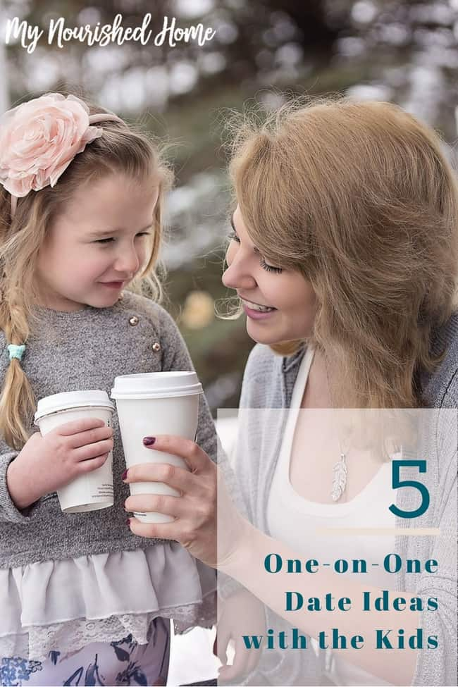 5 Date Ideas to Spend with the Kids