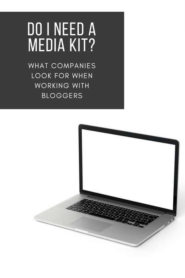 Do I Need a Media Kit?