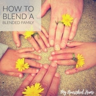 Making a Happy Blended Family