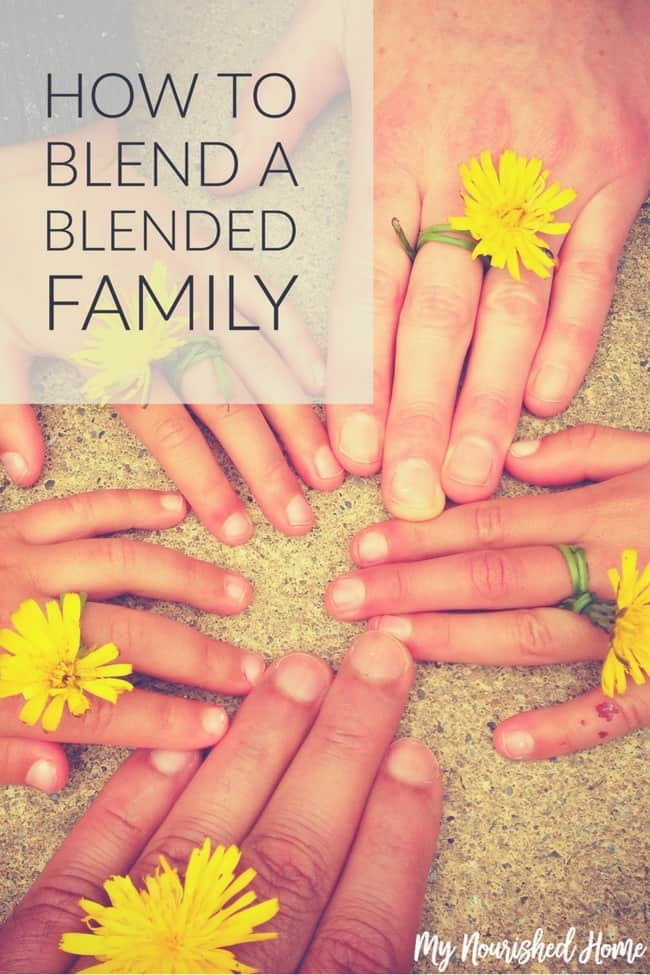 How to Blend a Blended Family