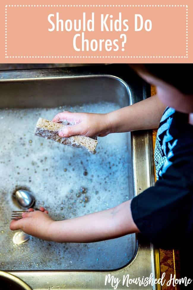 Should Kids to Chores?