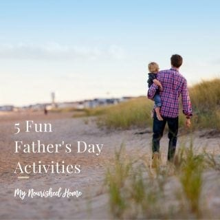 Fun Father's Day Activities the Kids Can Help Plan