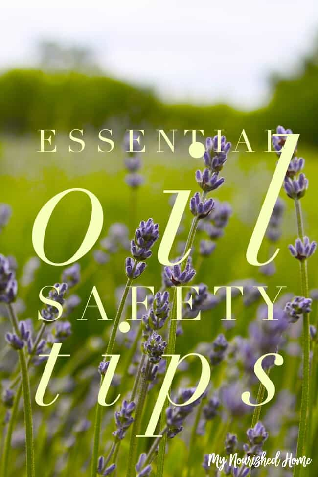 These Essential Oil Safety Tips will help you get the most out of your oils while taking the best care of your family.