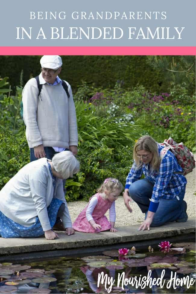 Being Involved Grandparents in a Blended Family