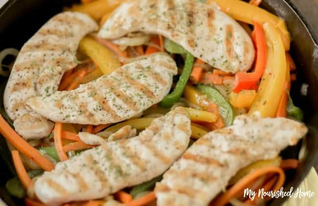 Italian Chicken Pepper recipe