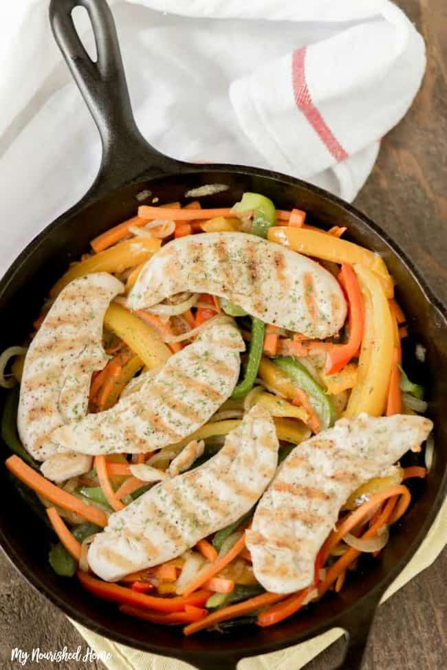 Healthy Chicken Pepper Recipe