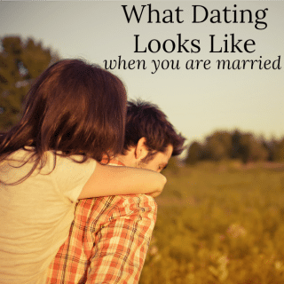 How do you keep dating your spouse after marriage?