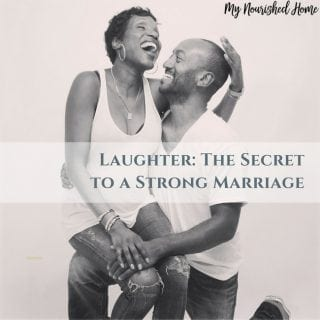 The Secret to a Strong Marriage