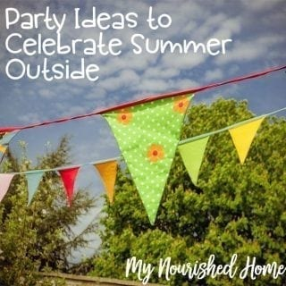 Outdoor Party Ideas to Celebrate Summer