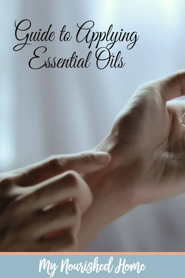Guide to Applying Essential Oils