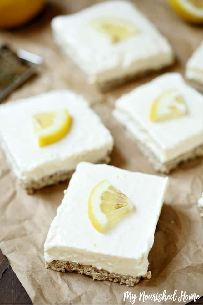Lemon Bar Recipe #lemon #lemondessert #dessert