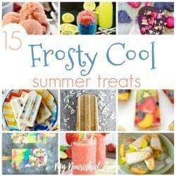 15 Frosty Cool Summer Treats