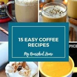 Coffee Recipes you can make at home