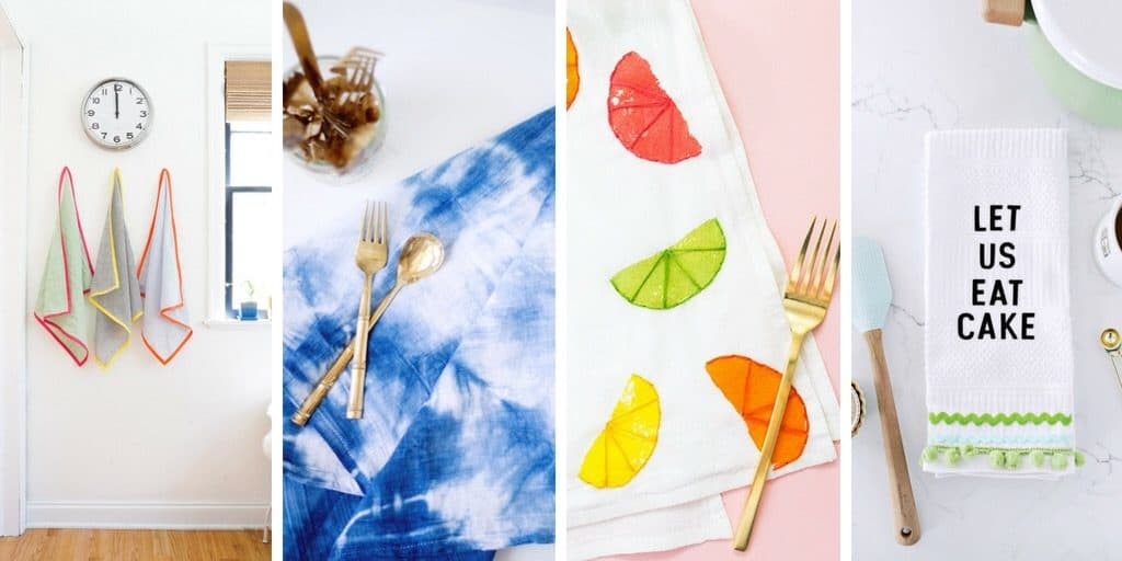 Handmade Kitchen Towels