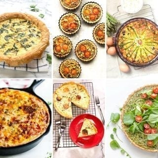 Easy Summer Quiche Recipes