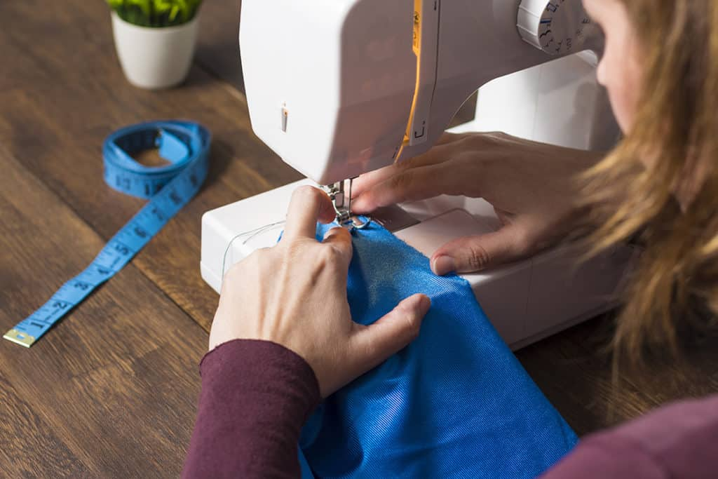 Sewing Basics and Threading your machine