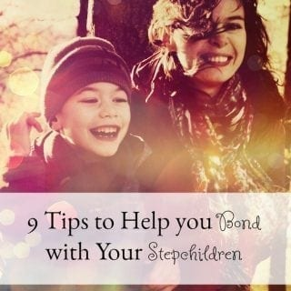 How to Bond with your Stepchild