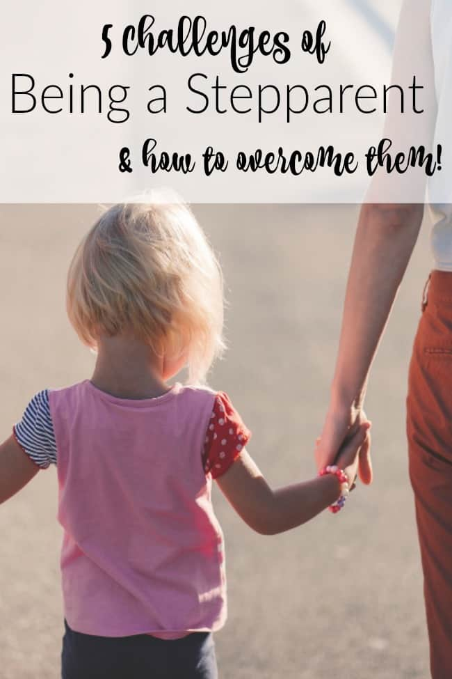 Understanding the challenges of being a stepparent with tips to overcome them
