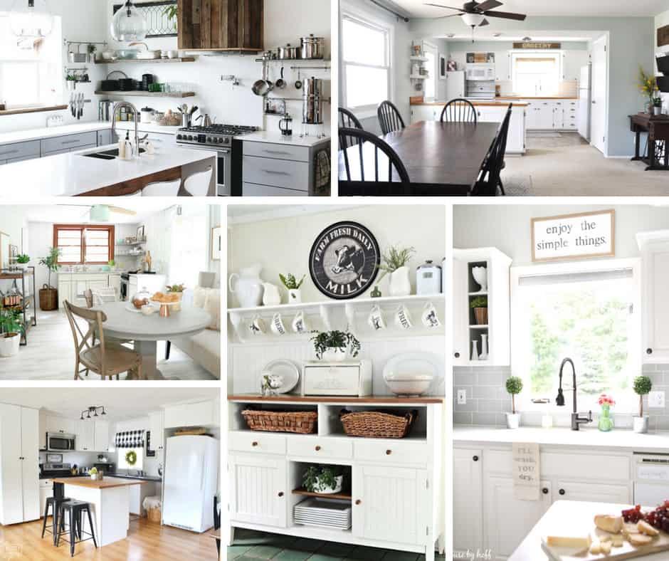 Ideas for my Farmhouse Kitchen