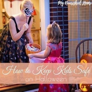 How to Keep Kids Safe on Halloween