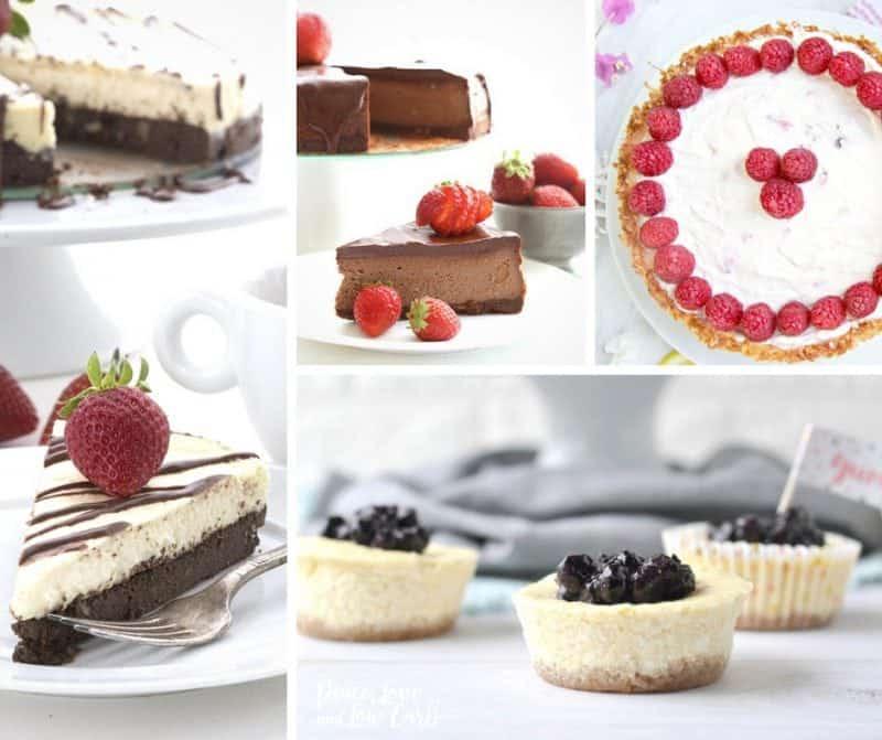 Keto Cheesecake Recipes