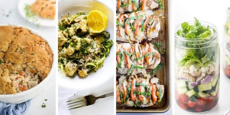 20 Keto Chicken Recipes to Try